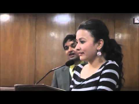 Namrata Shrestha Talks Adhakatti video