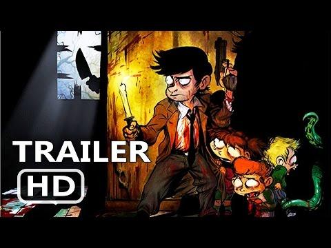 PS4 - 2DARK Story + Gameplay Trailer (Horror, 2017)