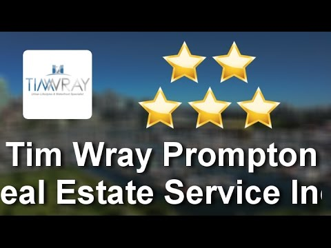 Tim Wray Prompton Real Estate Service Inc. VANCOUVER  Outstanding 5 Star Review by Nicholas J.