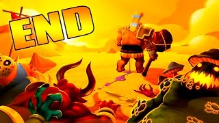 EPIC END SURVIVAL COMBAT - MONSTER LEGENDS