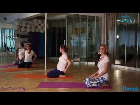 Philips Avent Anne Okulu - Zeynep'le Hamile Yogası - Bölüm 5