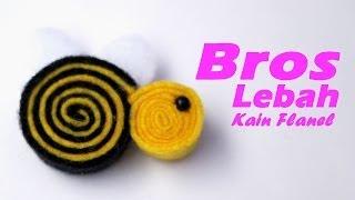 download lagu Cara Membuat Bros Lebah Dari Kain Flanel gratis