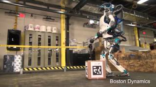 Boston Dynamics Happy Imperial March Robot