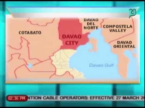 News@1: 3 kumpanya, interesadong magtayo ng negosyo sa Isla Verde sa Davao City || Aug. 19, 2014