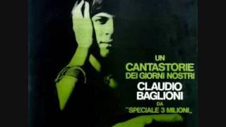 Claudio Baglioni - Io Me Ne Andrei