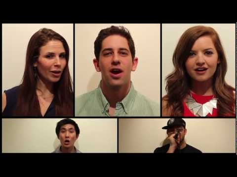 Troublemaker - Olly Murs feat. Flo Rida Cover (A Cappella) - Backtrack (feat. Grey Matter)