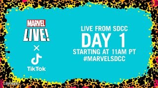Download Song Marvel LIVE from SDCC 2019! | Day 1 Free StafaMp3