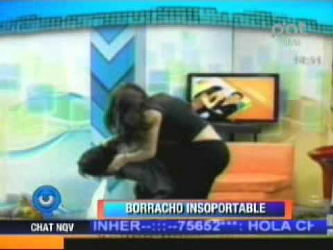 IVAN CORNEJO BORRACHO INSOPORTABLE 24-08-2011 @ NQV PAT - BOLIVIA