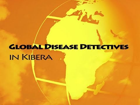 Global Disease Detectives in Kibera