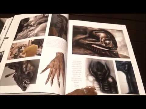 ALIEN: THE ARCHIVE The Ultimate Guide to the Classic Movies (Page by Page Flip-Thru)