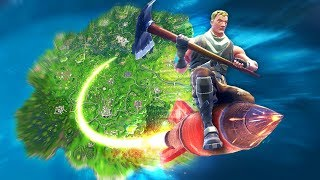 WORLD FIRST 3000 IQ ROCKET TRICK..  Fortnite Funny Moments Ep.55 (Fortnite Fails and WTF Moments)