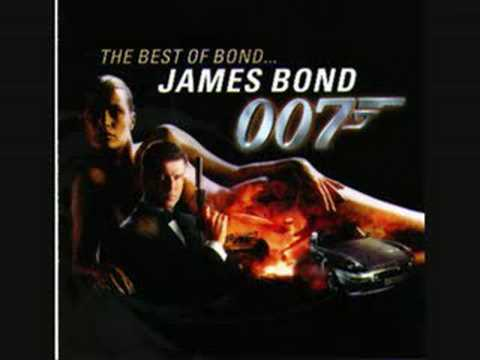 007 Thunderball theme song