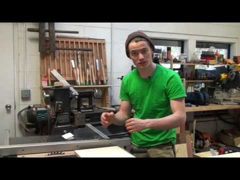 How to Make a Spline Miter Jig