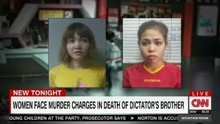 Murder charges for N. Korea airport suspects
