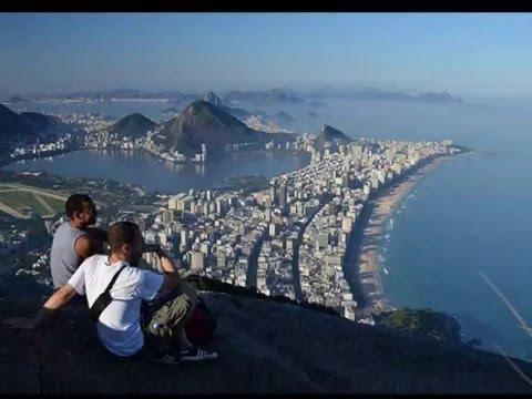 Rio de Janeiro, Paraty, água na boca.