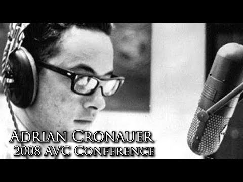 Good Morning, Vietnam!: Adrian Cronauer on Accuracy 2008 AVC Conference