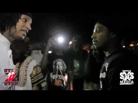 Larry (les Twins) And Joe Styles (ateamlv) Exchange In Parking Lot | #sxstv video