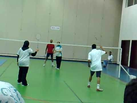 inter oil badminton tournament in abudhabi