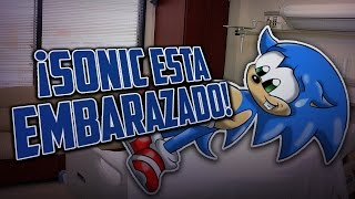 SONIC ESTA EMBARAZADO!! | SONIC MOVIE MAKER