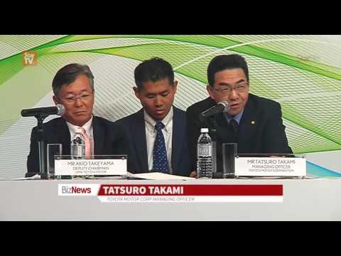 Domestic market focus of Malaysian Toyota plant