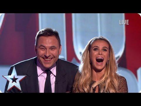 Simon ranks his fellow Judges | Semi-Final 1 | Britain's Got More Talent 2016