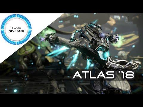 Warframe Review - Atlas (2018) Warframe [FR]