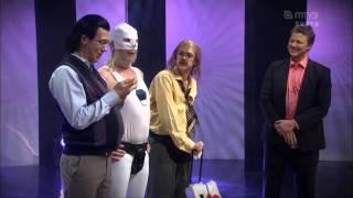 Putous 2013 - Sketsihahmojen tulo lavalle viikolla 4 + Jaskan repeilyt
