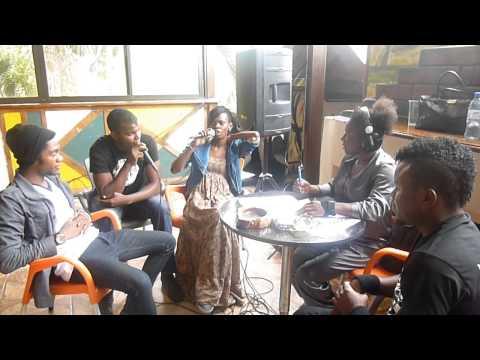 Cafe Negro e Sentido Proibido falam sobre o Rock em Angola na Radio Nacional 13 07 14 parte 2