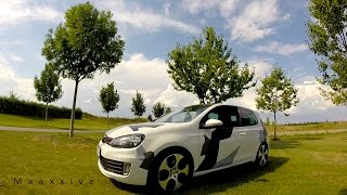 GOLF6 GTI | CAR WRAPPING | MAFofficial