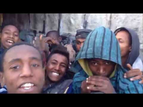 Street children  and adults of Addis Ababa, Ethiopia. ደራሽ ለወገኔ - ለወገን ደራሽ ማን ነው?