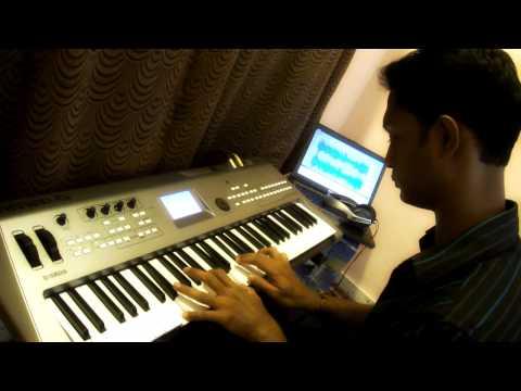 Tujhe Dekha To Ye Jana Sanam - DDLJ - Piano Instrumental