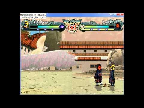 Naruto Shippūden: Ultimate Ninja Storm Generations Mugen Deidara Moveset