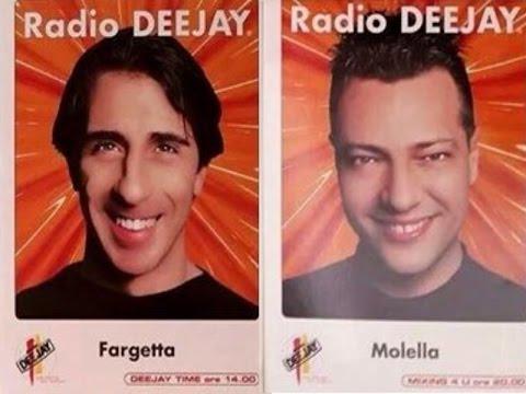 Megamix Fargetta e Molella dell'anno 1994