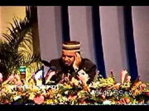 Quran Qirat Competition 2005 Malaysia - Qari Mohammad Husain video