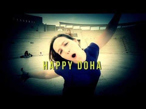 DOHA TRENDS - #HAPPYDAY - WE ARE HAPPY IN DOHA QATAR