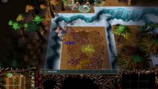 Warcraft 3 The Frozen Throne - Dota Fun-Wars 1.11b
