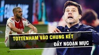 TIN NÓNG BÓNG ĐÁ 9/5 | Giật chiến thắng điên rồ từ Ajax, Tottenham ngoạn mục vào chung kết