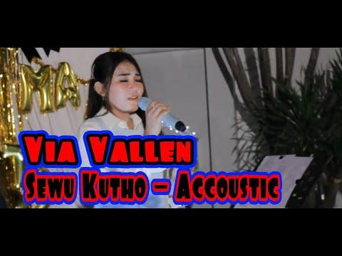 Download Via Vallen - Sewu Kutho Accoustic Version Mp4 baru