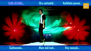 Run Baby Run - Naayak ★ Malayalam Movie 2013 ★ Video Songs Jukebox ★ Ram Charan Teja★Amala Poul★Kajal Aggarwal[HD]