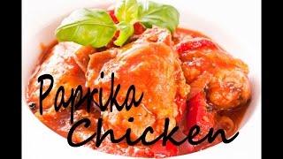 Smoked Paprika Chicken Stew