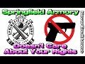 Springfield Armory Doesn't Care About your Rights! (SB-1657, Illinois & IFMA)