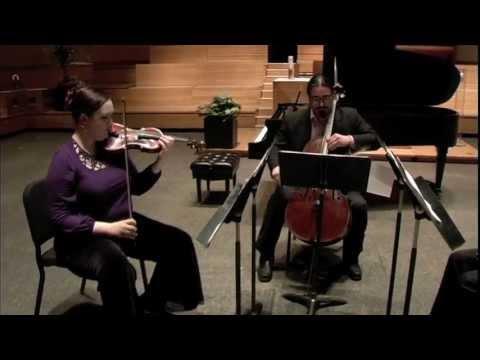 Geoffrey Gordon's TRIO (2009) (NY Premiere)