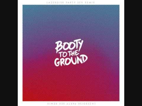 Crnkn X Uz  - Booty To The Ground Lazerdisk Party Sex Remix) video