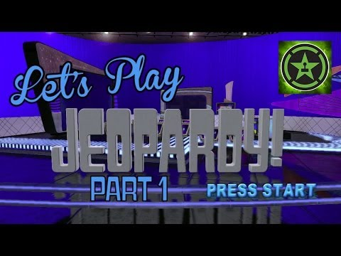 Lets Play - Jeopardy! Part 1
