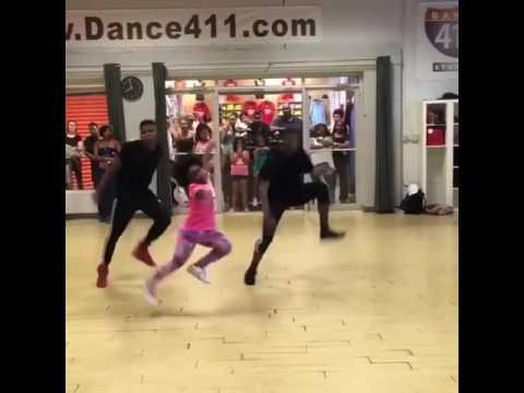 Gucci Mane Back on Road ft Drake  ...8-year old hip-hop dancer kills this choreography