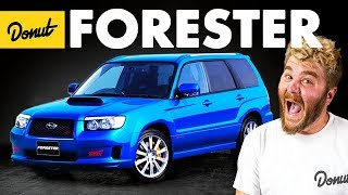 SUBARU FORESTER - Everything You Need to Know | Up to Speed