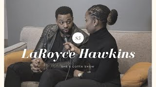 Akisha Lockhart Interviews LaRoyce Hawkins