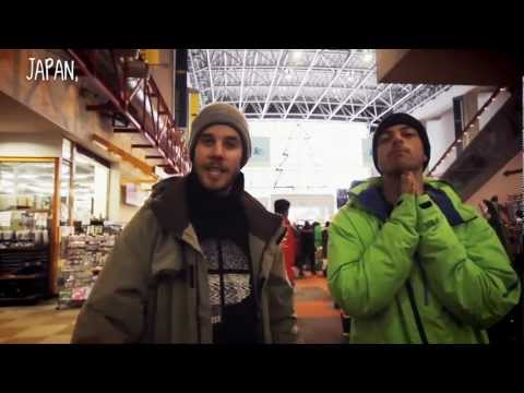 Jokers 2013 - Webisode 9 - Snowsoccer