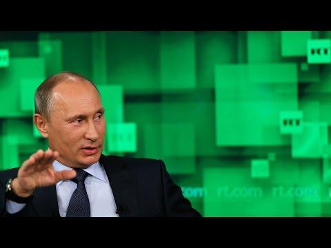 Inside RT: News Network or Putin Propaganda? | Mashable