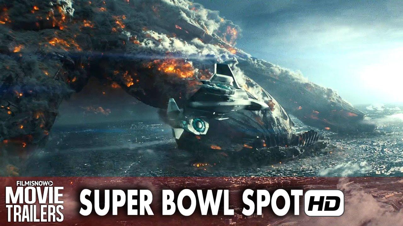 Independence Day: Resurgence Big Game Super Bowl TV Spot